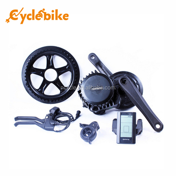 48V BBS02 Bafang 750w mid drive motor Electric Bike conversion kit