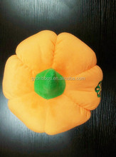 2015 New Style Felt Orange Pumpkin for halloween/Home decoration