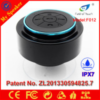 Super quality top sell new style mini mushroom bluetooth speaker from shenzhen supplier