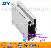 Qualify aluminium rectangular box section extrusions