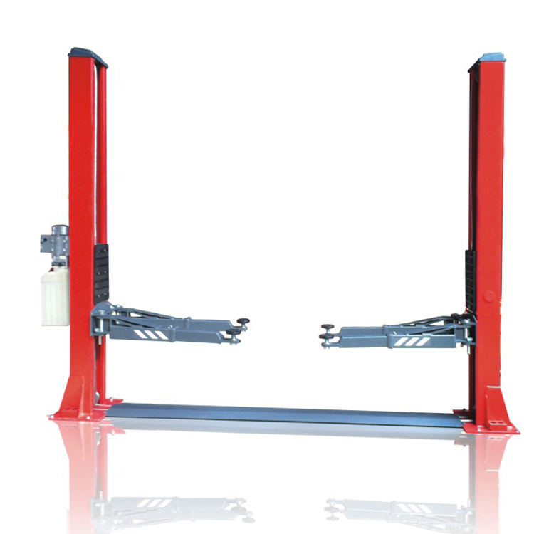 Two post automobile hydraulic tire service lift for wholesales