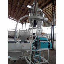 Low price of wheat rice flour milling machine With Factory Wholesale Price