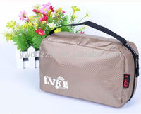 2015 fashion foldable toiletry bag for men