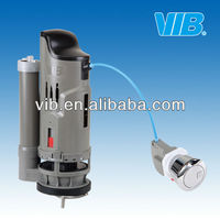 Universal 2 inch ABS toilet dual flush valve