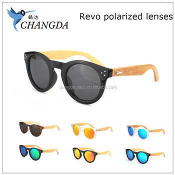 High Quality FDA wholesale mirror lense china wood bamboo 2016 custom logo eyewear