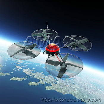 eu-5 ufo 5 rc flying toy