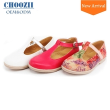 Choozii PU Material Nice Pictures of Kids Nice Girls Popular Shoes