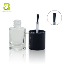 china alibaba 2017 new design 6ml Small squares glass bottle nail polish bottle