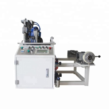 lithium battery cathode and anode electrode intermittence cutting machine for lithium battery production line