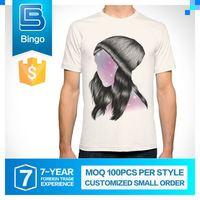Top Selling Custom Short Sleeve Men T- Shirt