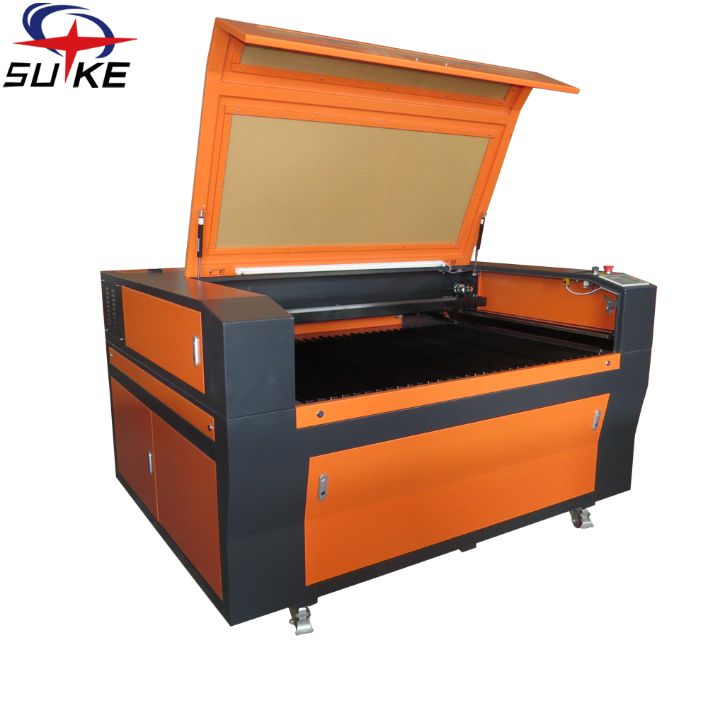 Laser Engraver / Cutter / CO2 Laser cutting machine 100 Watts Supplier