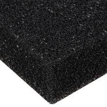 Oil-proof coarse efficiency air filter foam for smoker absorber