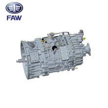 FAW heavy series CA12TA(X)210M3 automatic electric truck transmission equipment