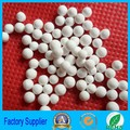 Water Purification Material Activated Aluminum ball for Fluoride Removal