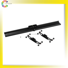 TOP Sale Pro Aluminum Alloy High Loading Capacity Camera DSLR Metal Slider Accessories for Dolly Track
