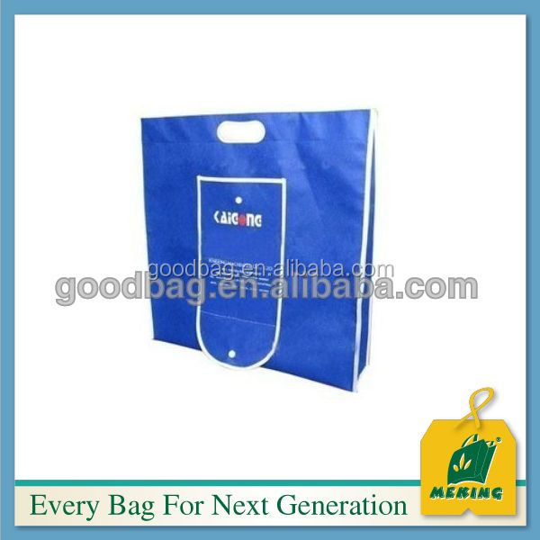 foldable non woven bag for wine holding