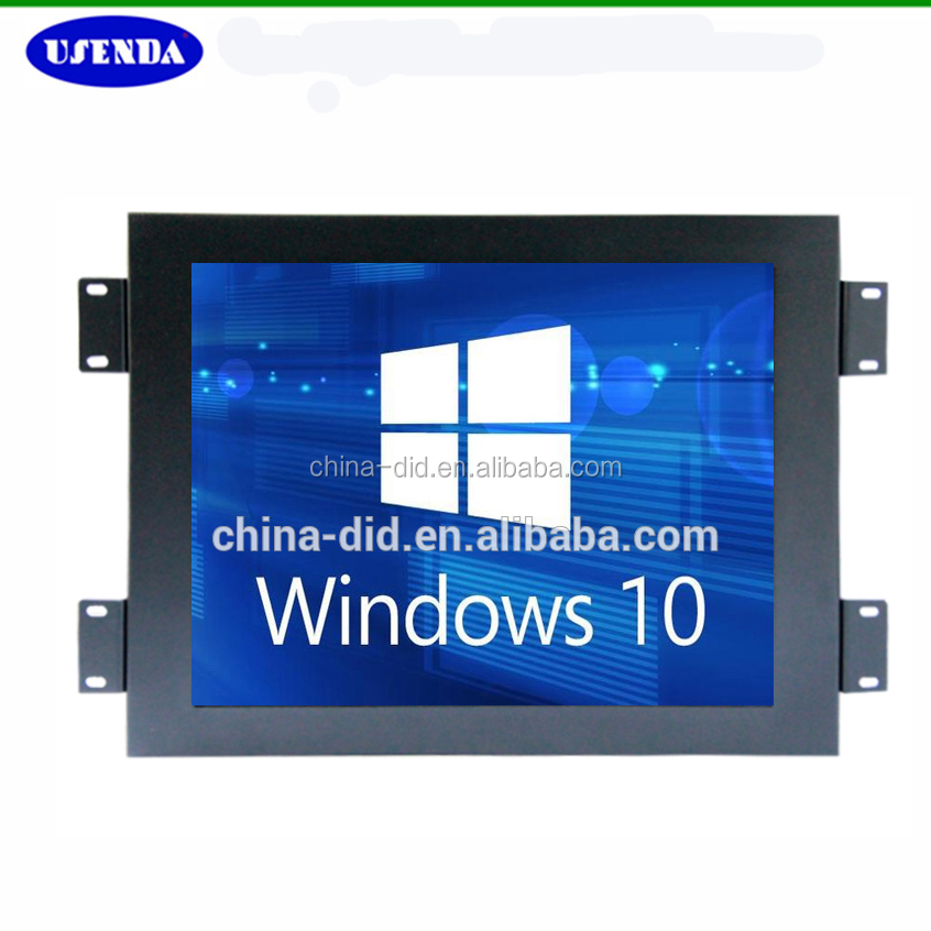 Hot Sale 10.1 Inch LCD Industrial Screen Display Advertising Machine With/Without Touch Panel