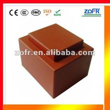 electronic transformer epoxy resin sealed
