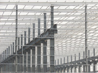 factory steel structure workshop/warehouse construction drawing design