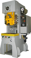 sheet metal forming machine , pneumatic stamping machine , 10 ton punch press machine