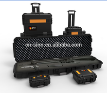 Ip67 Hard Plastic Case Electronics Equipment Carrying Case With Foam, 866*564*320mm