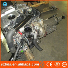 Japanese bus and suv used zd30 diesel engine and gearbox with best selling and fairest price