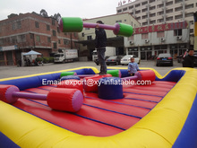 Commercial Adult Inflatable Wrestling Ring,Inflatable Fighting Arena