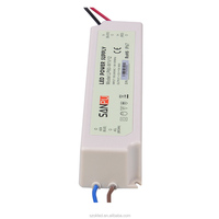 SMPS 12v 60w LED Power Supply Waterproof 5a Constant Voltage Switch Driver 220v 230v ac-dc Lighting Transformer IP67 White
