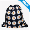 Cheap Mini Cotton Drawstring Bag With Your Style