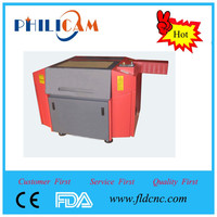 China hot sale smart laser cnc cutting machine 6040