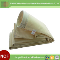 Waste Incinerator Plant PPS Fabric Filter Bags for Circulating Fluidized Bed