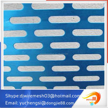 hot sale 316 stainless steel perforated plate metals mesh for ventilate