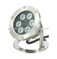 Stainless steel swimming LED pool lights IP68