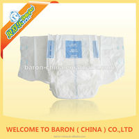 China best selling Super breathable super adult nappy wearing