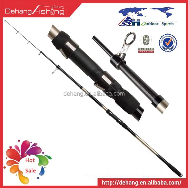 Hecho en china carbon ca a de pescar telesc pica for Fishing rod in spanish