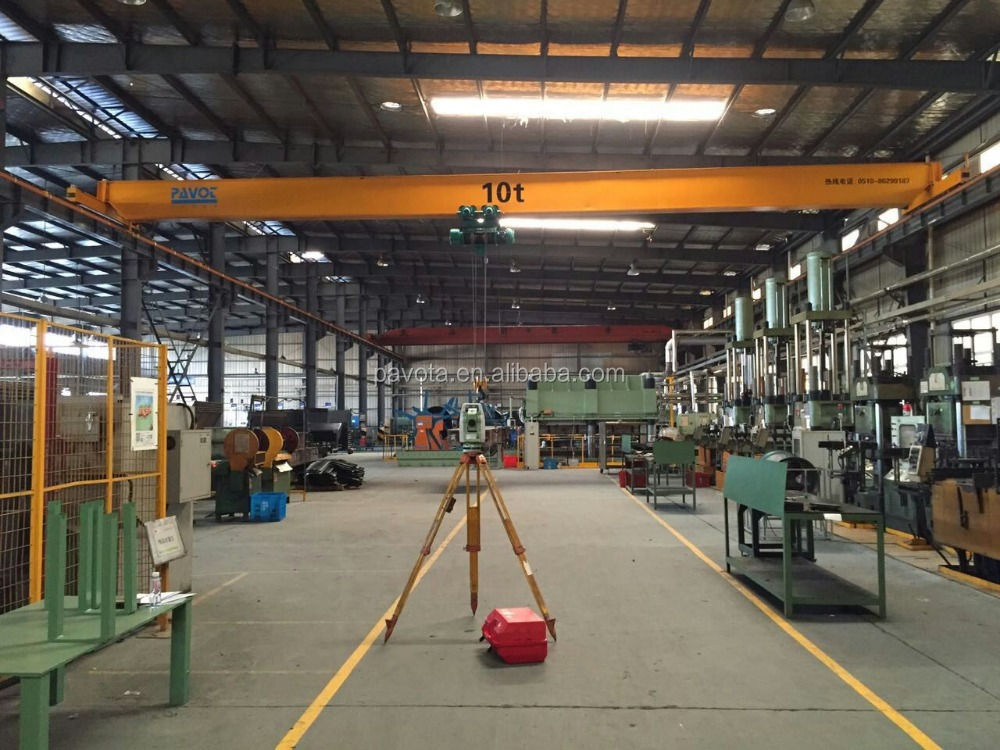 Good Price High Quality Electric Single Beam Crane