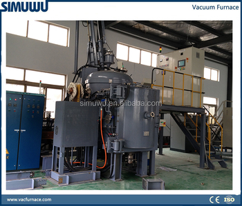 vacuum induction melting furnace, VIM furnace amorphous alloys melting furnace