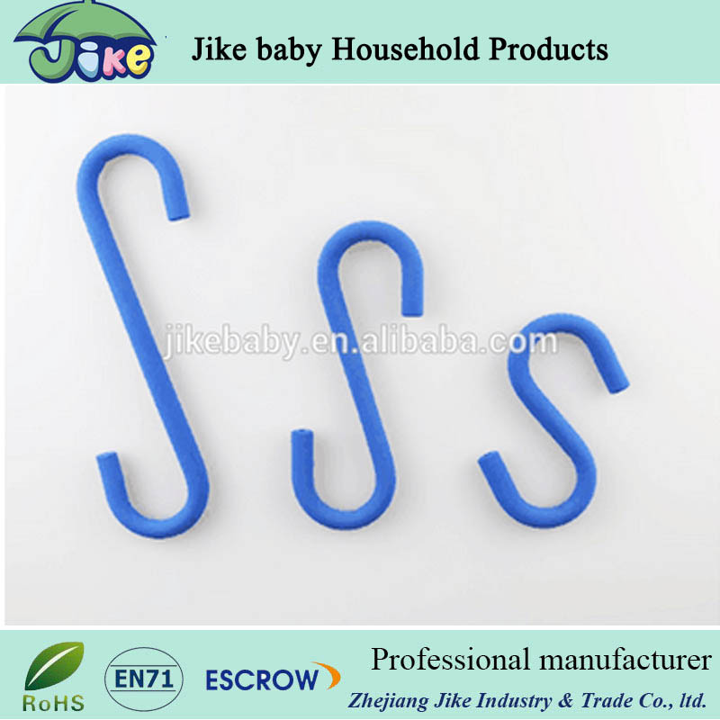 Multi-function S hook closed s hooks