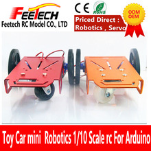 robot chassis 2wd smart robot car chassis kits for arduio FT-MC-001