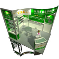 exhibition expo booths design for exhibition system from China