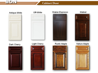 Kitchen Cabinets Type and Plywood,Solid Wood,MDF Door Material Kitchen Pantry Unit