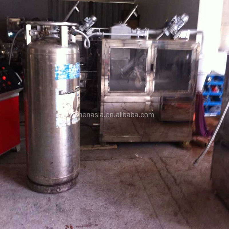 PP/PVA/PVB/TPU cryogenic plastic ultrafine powder pulverizer