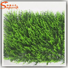 Artificial grass factory wholesale PE artificial milan grass plastic indoor artificial milan grass