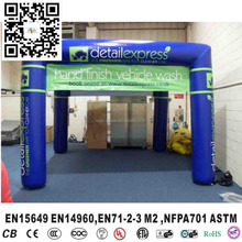 Inflatable Car Wash Misting Tent For Sale, new inflatable car washing inflatable tent