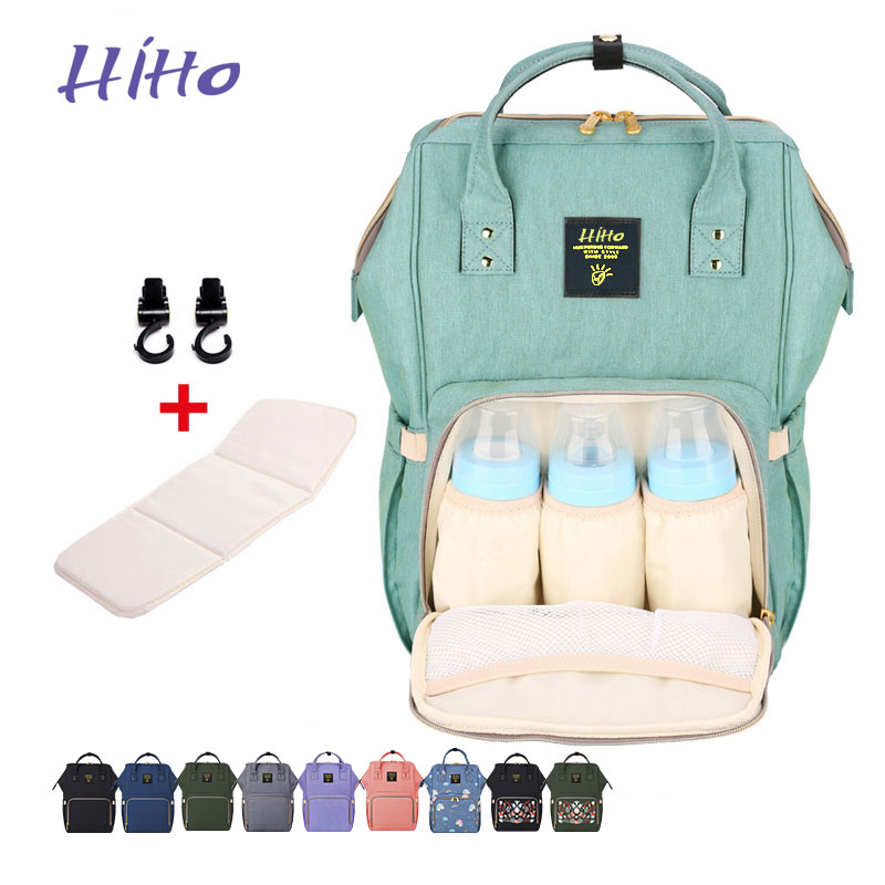 New Upgraded Fashion Mummy Maternity Large Capacity Travel diaper Backpack Designer Nursing Nappy Milk Bag For Baby Care