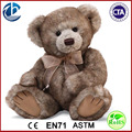 Hi-Quality Stuffed Teddy Bear With Bow-tie Plush Toy For Baby