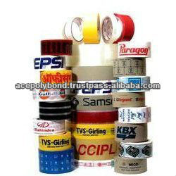 High quality and low price printed bopp tapes