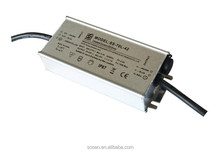 SOSEN high efficiency IP67 70W L serie dimmable led driver enclosed