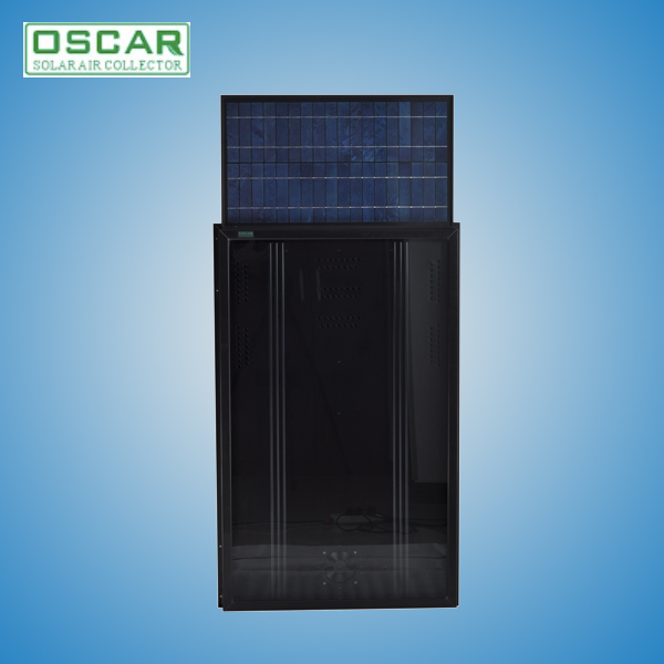Solar air conditioning OS12 auto air conditioning vents