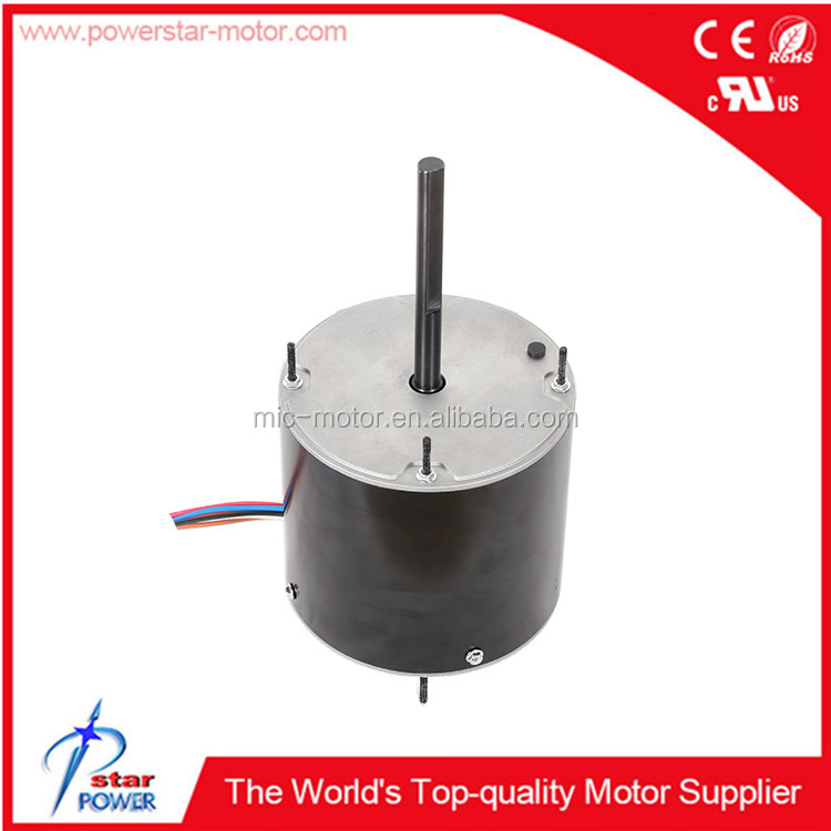 1/2HP 4 pole AC condenser motor for central air conditioner